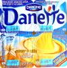 Danette (saveur vanille sur lit au caramel) - Product