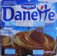 Danette Expresso - Product - fr