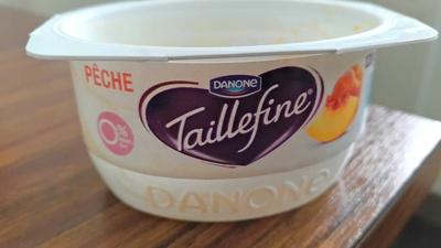 Taillefine recette au fromage blanc pêche - Produit - fr
