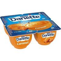 Danette Caramel - Produit - fr