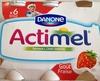 Actimel, Goût Fraise - Produit