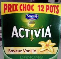 Activia (Saveur Vanille) - Produit - fr