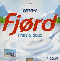 Fjørd Näture frais et doux - Product - fr