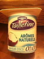 Taillefine Coco 0% - Product - fr