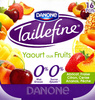Taillefine Yaourt aux fruits 0% - Product
