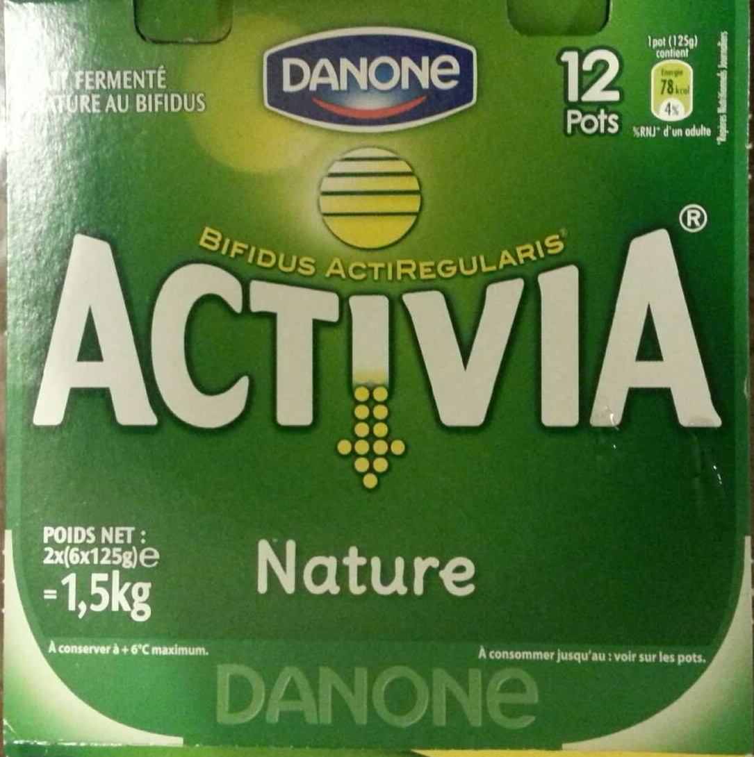 Activa (Nature) 12 Pots - Product - fr
