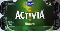 Activia (Nature) 16 Pots - Product - fr
