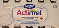 Actimel + (x 10 Bouteilles) - Product - fr