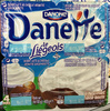 Danette Le Liégeois Chocolat saveur Noisette - Product