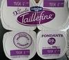 Taillefine fondants Chocolat de Tanzanie (0,9% M.G) - Product