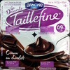 Crème au chocolat Taillefine (0,9% MG) - Product