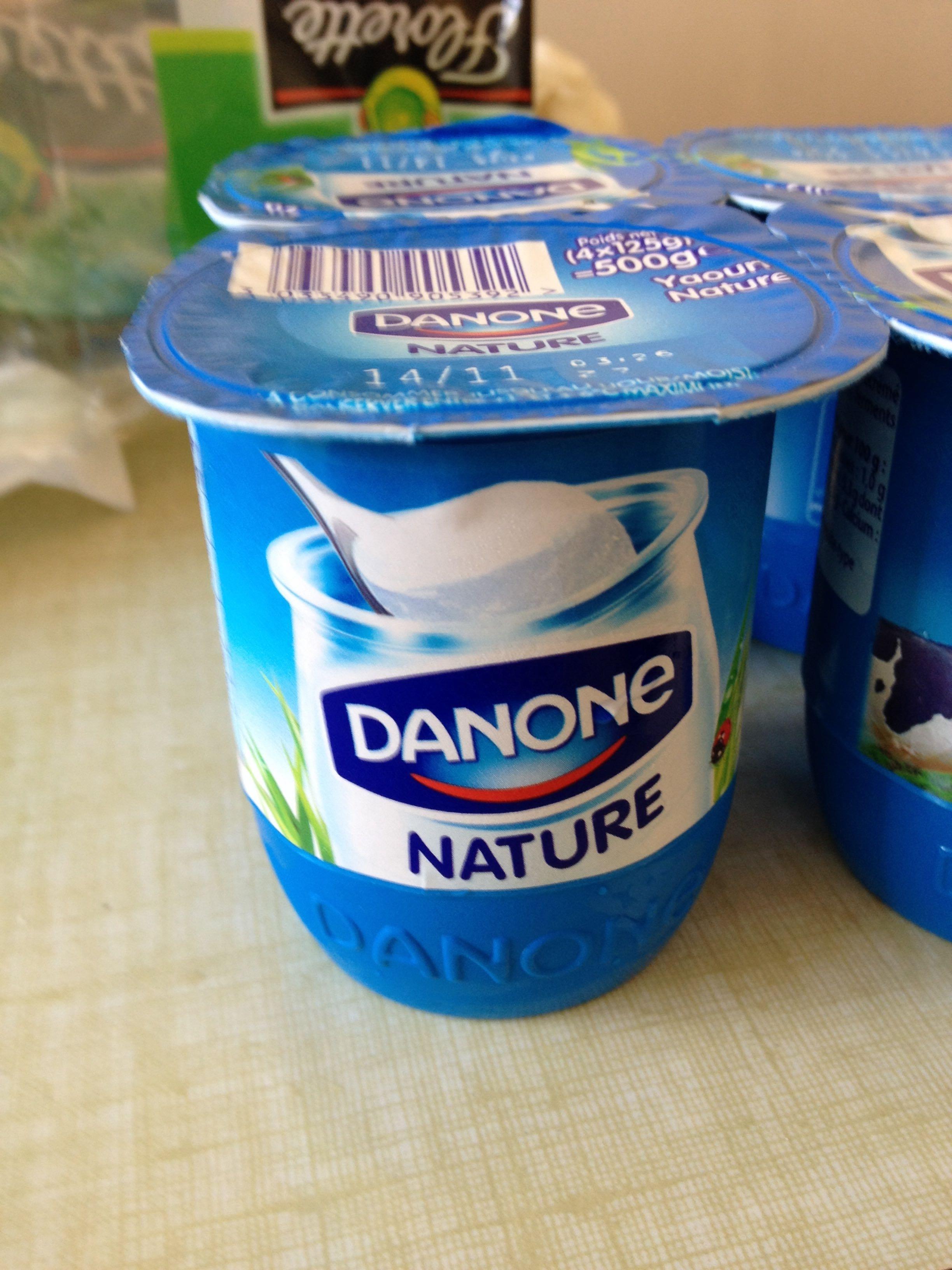 Yaourt nature - Product