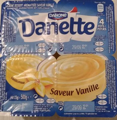 Danette - Product - fr