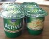 Activia saveur Vanille - Product