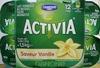 Activia (Saveur Vanille) 12 Pots - Produit