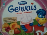 Danonino Gervais - Product