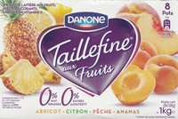 Taillefine aux Fruits jaunes - Produit - fr
