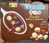 Danette Pop Chocolat Billes 3 Chocos - Product