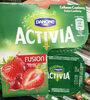 ACTIVIA Fraise-Cranberry - Product