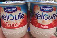 Velouté fruix, fraise - Product - fr