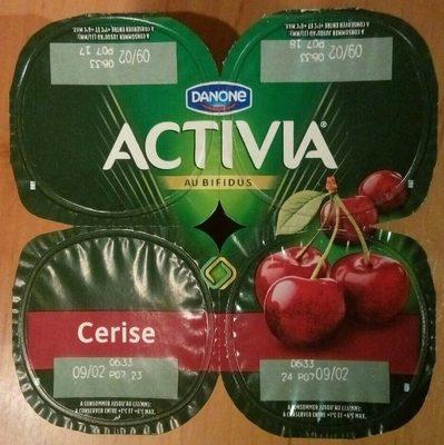 Activia cerise - Produit