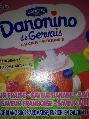 Danonino - Produit - fr