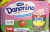 Danonino Superdino saveur Fraise - Produit