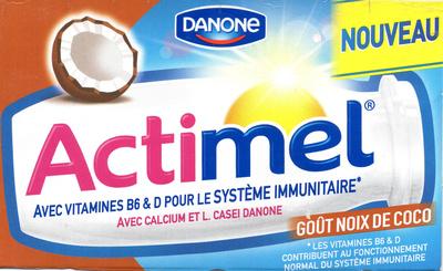 Actimel goût Noix de Coco - Product