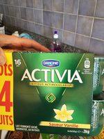 Activai saveur vanille - Product