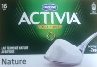 Activia  au bifidus, nature - Product