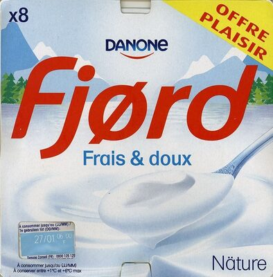 Fjord Näture - Product - fr