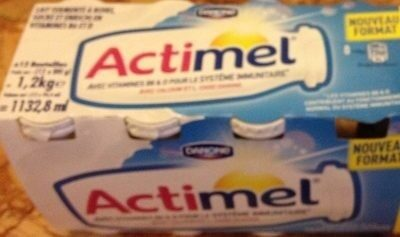 Actimel - Product - fr