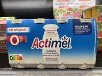 Actimel 0% - Produkt - fr