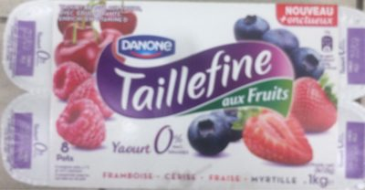 Taillefine fruits rouges - Product - fr