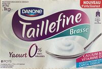 Taillefine Brassé - Prodotto - fr