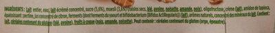 Activia au bifidus Céréales - Ingrédients