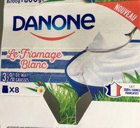 Le Fromage Blanc - Produit