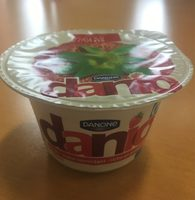 Danio fraise 0% - Produit