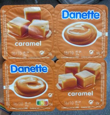 Danette Caramel - Product - fr
