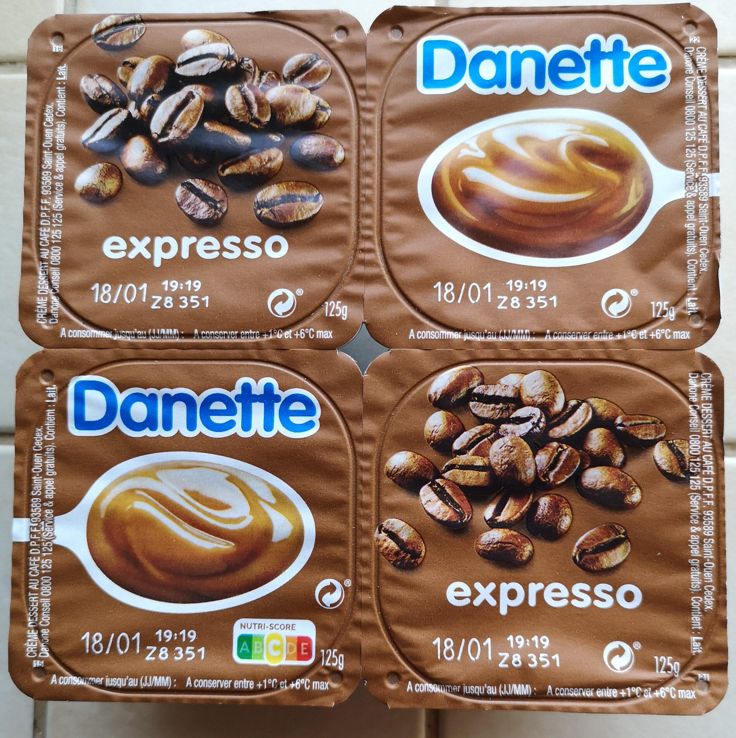 Danette - Produit - fr
