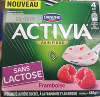 Activia Framboise - Product