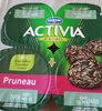 Activia saveur Pruneaux - Produit