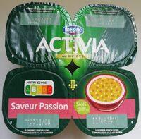 Activia saveur passion - Product