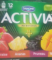 Activia au bifidus - Prodotto - fr