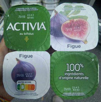 Bifidus figues - Product