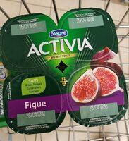 Activia Figues au Bifidus - Product - fr
