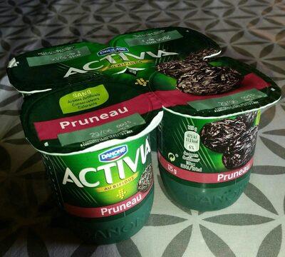 Activia pruneau - Product - fr