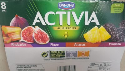 Activia fruits - Product