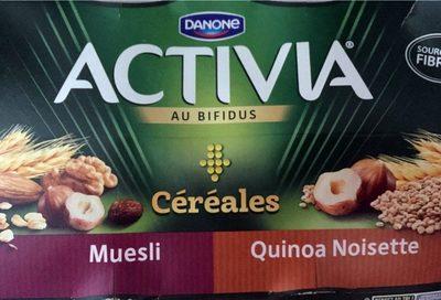 Activia céréales - Product