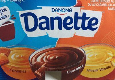 Danette - Produit